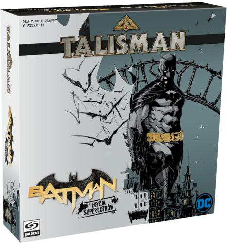Talisman: Batman Edycja Superłotrów