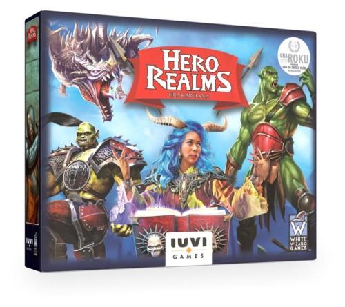 Hero Realms + karty promocyjne i liczniki życia