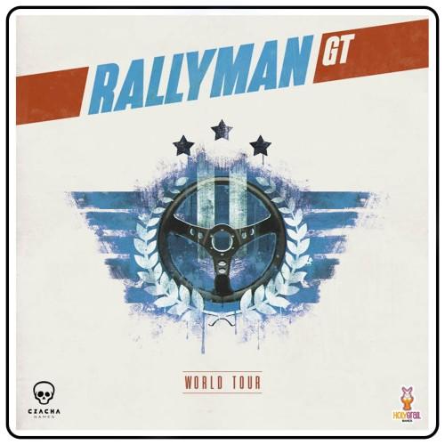 Rallyman GT - World Tour