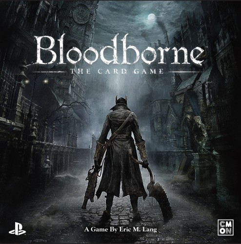 Bloodborne - Gra karciana