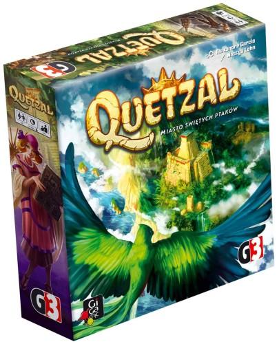 Quetzal Miasto Świętych Ptaków