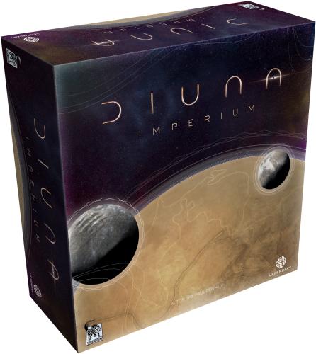 Diuna: Imperium + karta promo