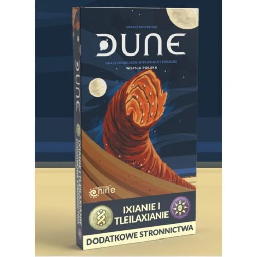 Dune: Ixianie i Tleilaxianie