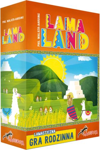 Lamaland (edycja polska) + naklejki
